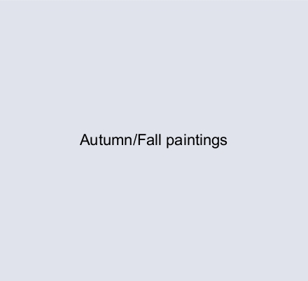 Autumn/Fall paintings