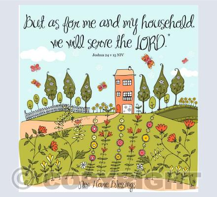 Bible Verse Greetings Cards