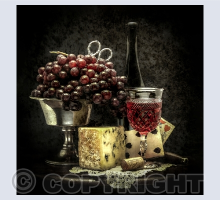 Category #1 Vanitas (Still Life) 10 images
