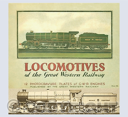 Locomotives of the Great Western Railway