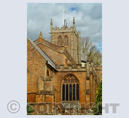 Somerset Churches