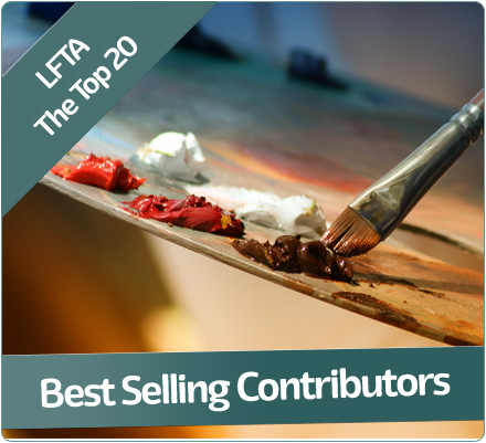 LFTA Best Selling Contributors