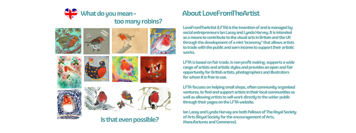 LFTA Corporate Christmas Brochure